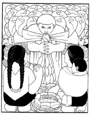 coloring pages diego rivera simple mandala designs az coloring pages