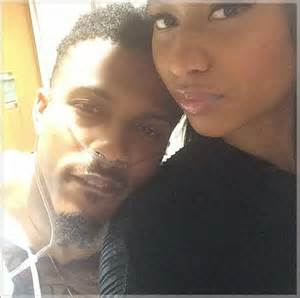 Nicki minaj visits august alsina in hospital