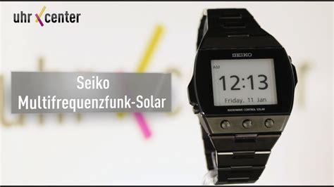 seiko sdga epd funk solar herrenuhr youtube