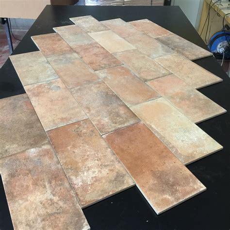 pavimento finto cotto pavimenti tipo cotto bertolani store