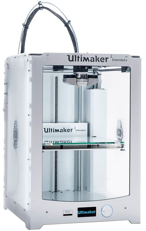 Printer 3d Ultimaker ultimaker 2 ext ultimaker 3d printer assembled at reichelt elektronik