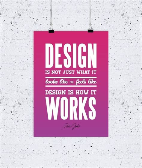 designspiration jobs best design posters works poster quote images on