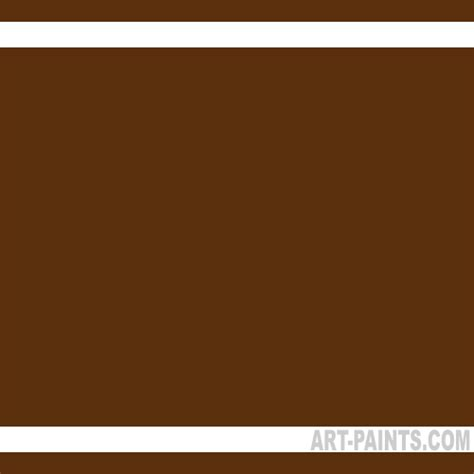 Chocolate Colored by Chocolate Artist Acrylic Paints 23629 Chocolate Paint