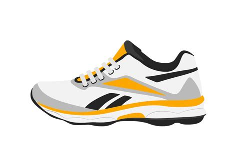 sport shoes vector sport shoe flat vector illustration