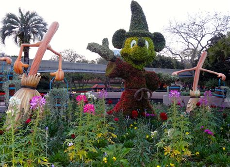 Epcot Flower And Garden Epcot Flower And Garden Festival 2016 In Photos Funandfork