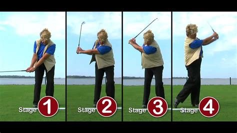 how to get a good golf swing 5 simple steps to great golf swing youtube