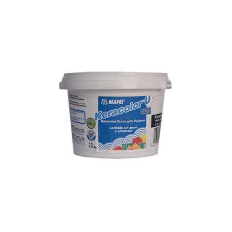 shop mapei 1 lb white unsanded powder grout at lowes com