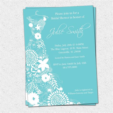 templates for online invitations bridal shower invitations target template resume builder