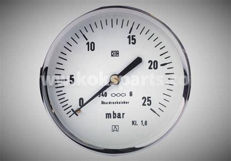 Pressure 25 Bar Koks Ko102038 Pressure 0 25 Bar 1 2 Quot Oa