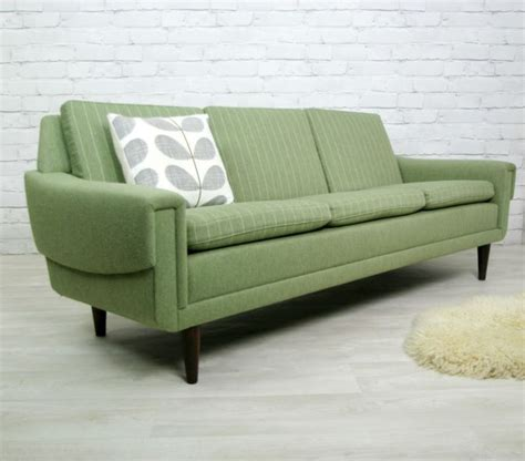 retro settees and sofas danish retro vintage mid century sofa settee couch eames