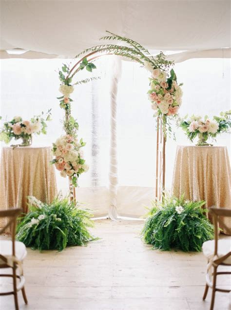 Proof Rain on Your Wedding Day Leads to Pretty Things