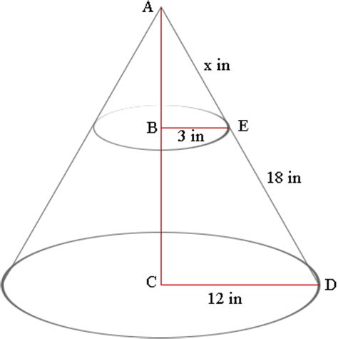 truncated cone template how do i make a cone out of paper 28 images paper cone