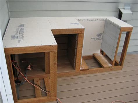 how to make outdoor cabinets how to build outdoor kitchen cabinets