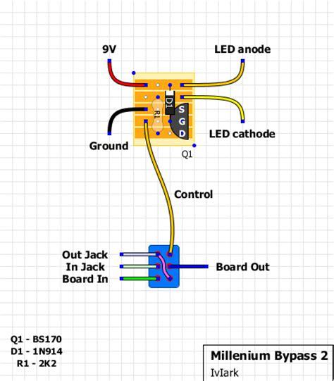 diy pedal switch wiring diagram multi get free image