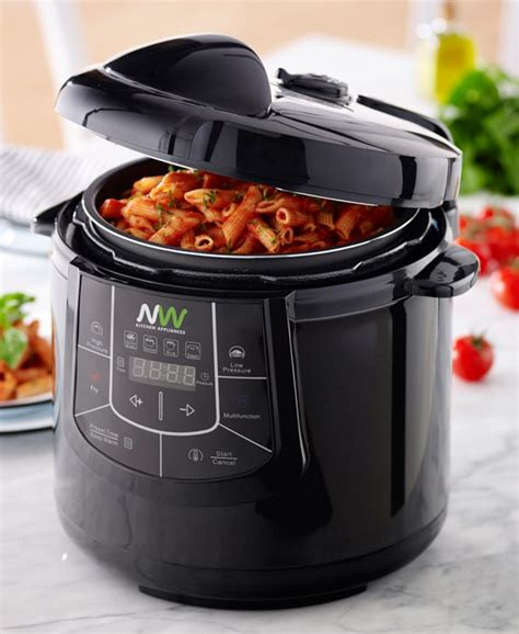 newwave kitchen appliances giveaway newwave 6 in 1 electric multi cooker my baking