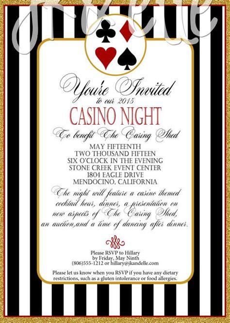 theme night names casino night invitation by jkandelle on etsy hollywood