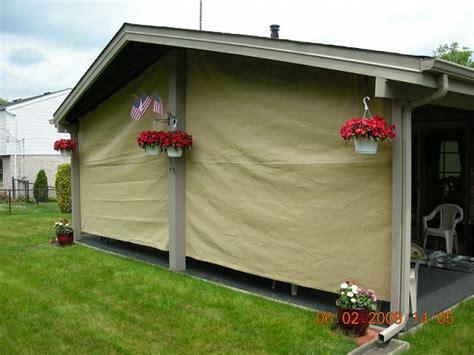 custom shade cloth panels tarps  colors