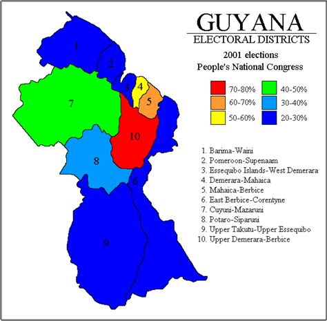5 themes of geography guyana psephos adam carr s election archive