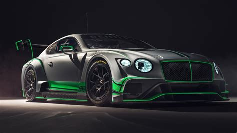 behold  magnificent  bentley continental gt racer