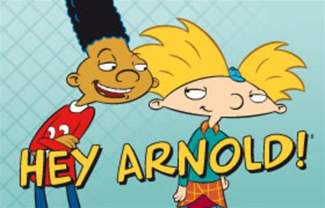 S Hey the theory of quot hey arnold quot