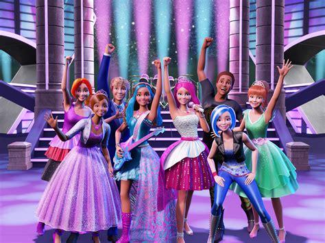film barbie rockowa ksiezniczka cda barbie in rock n royals the uncanny book club
