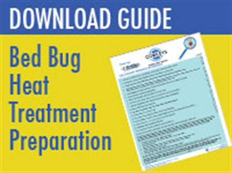 getting ready for a bedbug treatment in new jersey