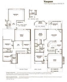 gehan homes yaupon floor plan home design