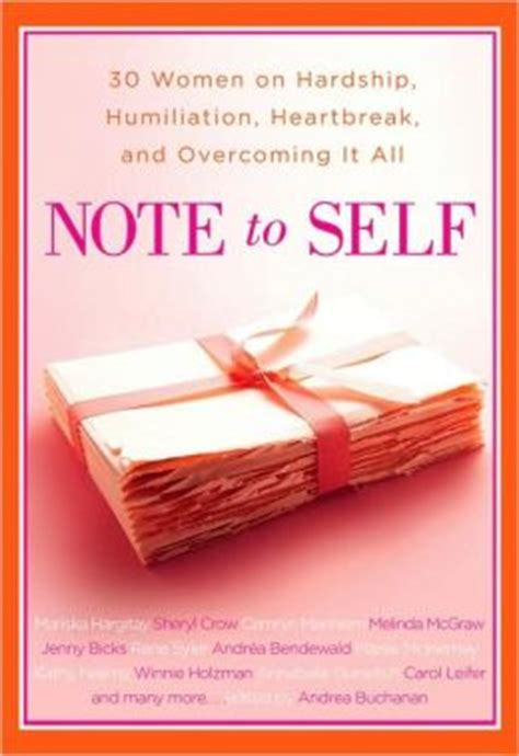 note to self affirmations to books note to self 30 on hardship