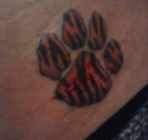 tiger paw tattoo tiger tattoos designs ideas and meaning tattoos for you