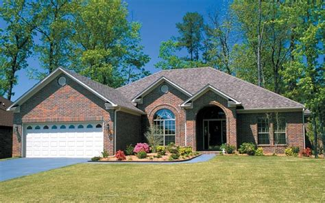 exterior home design one story one story home plans contemporary exterior st louis