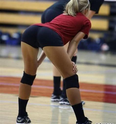 pallavoliste sedere shorts volleyshorts