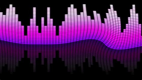 sound wave purple sound waves wallpaper www imgkid com the image