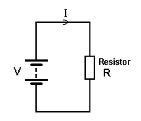 battery resistor circuit basic electronics 1a