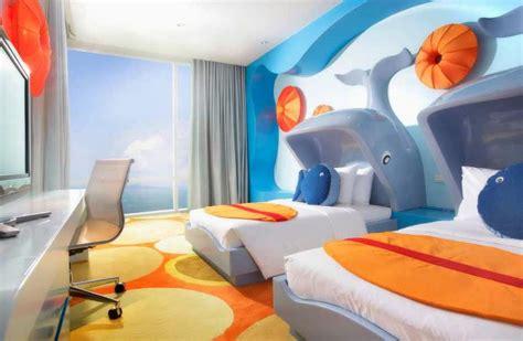 desain kamar tidur unik untuk anak car interior design