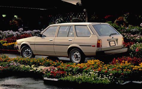 1983 toyota corolla station wagon toyota corolla 5 door station wagon e70