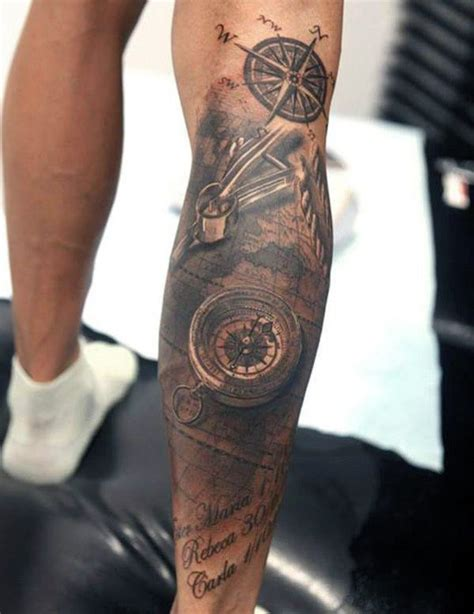 top 75 best leg tattoos for tattoos for