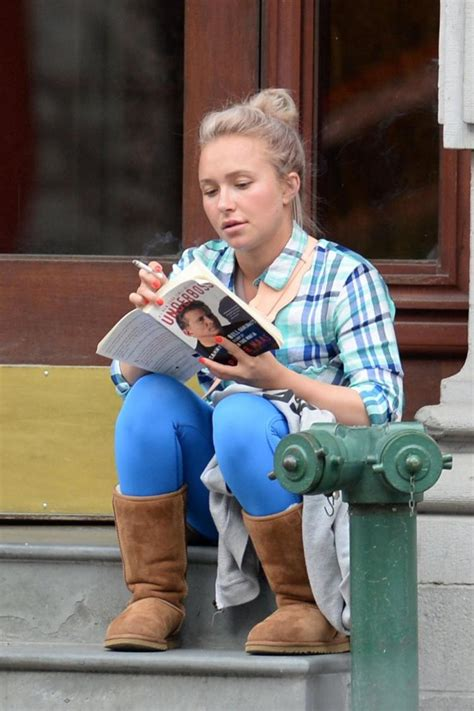 New And Hayden by Hayden Panettiere In New York City Sans Engagement