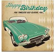Novelty Greeting Cards Rockin Birthday