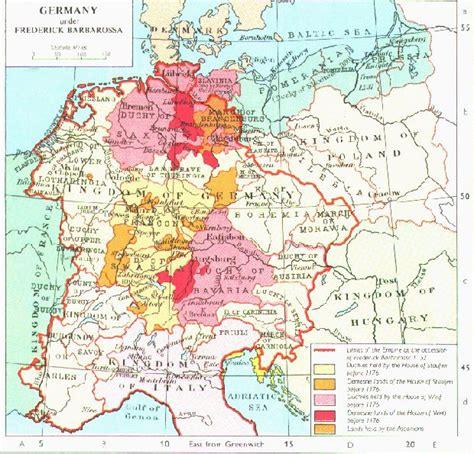 germany map 1980 whkmla historical atlas bavaria page