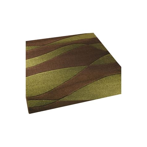brown and green rug brown green striped orleans rug carpet runners uk
