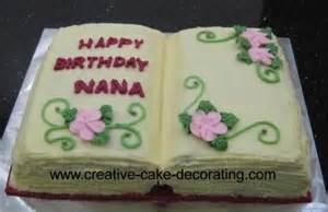 kuchen dekorieren geburtstag did anyone else this birthday cake book