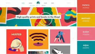 website color schemes 2016 website color schemes the palettes of 50 visually impactful websites to inspire you design school