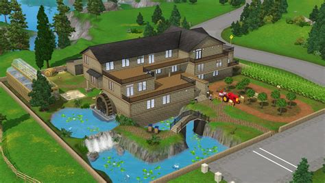 big farmhouse forums community the sims 3