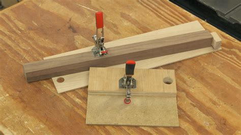 toggle clamps woodworking jigs   shop