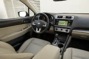 Subaru Outback 2016 Interior 2016 Subaru Outback 2 5i Limited Review Term Update 2