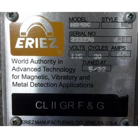 alimentadores vibratorios eriez alimentador vibratorio eriez de 8in x 30in a nivel mundial