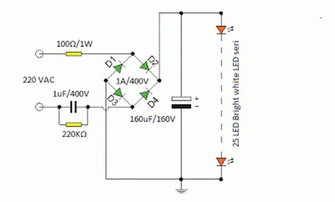 diode listrik solusi battery cara pasang lu led