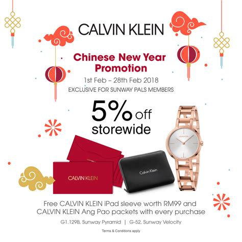 osim new year promotion sunway pals promotions calvin klein new year