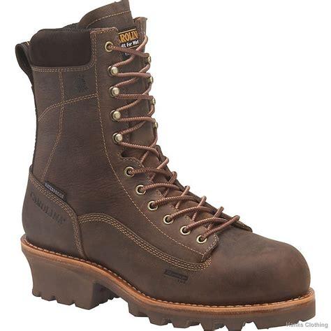 carolina boot carolina boots ca7021 waterproof logger boots