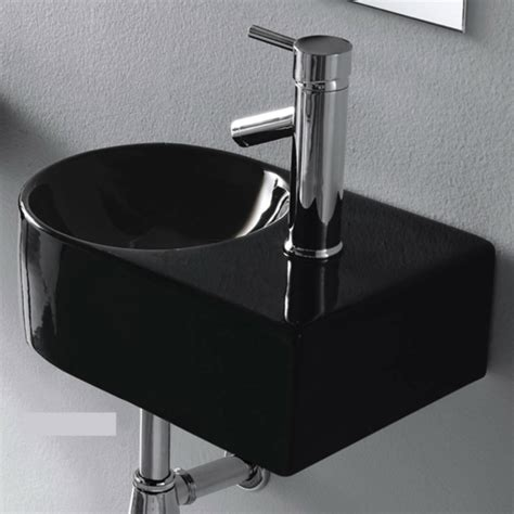 waschbecken bad schwarz schwarzes waschbecken f 252 r das badezimmer archzine net